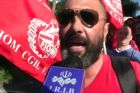 Radio Italia IRIB: Fiom in piazza a Roma contro il Jobs Act (VIDEO)