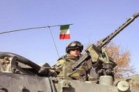 Afghanistan: colpito Lince militare italiano